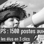 urgence EPS postes concours
