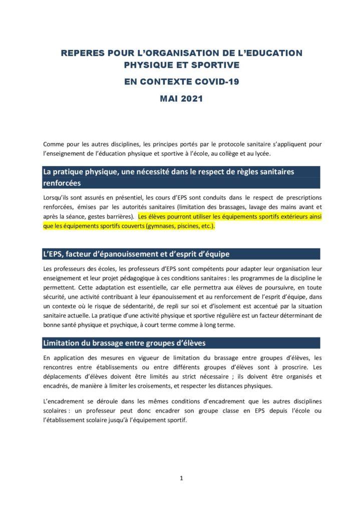 rep-res-pour-l-organisation-de-l-eps-713671